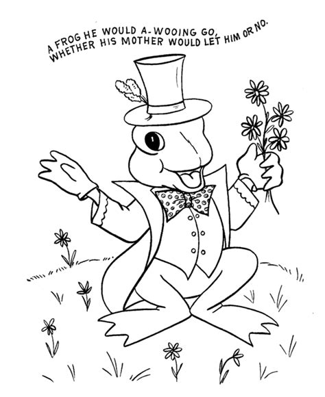 Nursery Rhymes Coloring Pages Coloring Kids Rhyming Coloring Pages