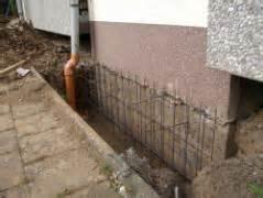 fundament für garage keine klinkerauflage nachtr 195 164 glich eine betonauflage