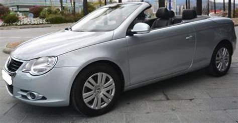 electric and cars manual 2007 volkswagen eos spare parts catalogs 2007 volkswagen eos 2 0 tdi cabriolet diesel manual convertible cars for sale in spain