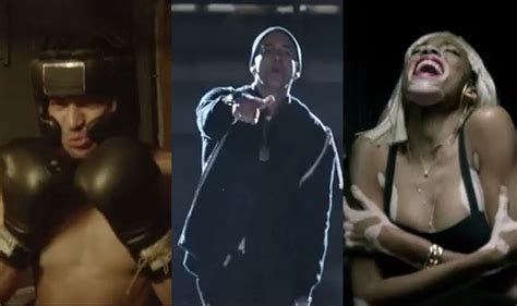 eminem girls eminem s new song guts over fear featuring sia watch