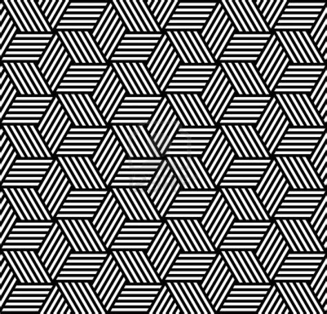 design op art seamless geometric pattern in op art design vector art