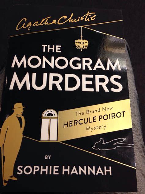 libro the monogram murders hercule pour une nouvelle aventure d hercule poirot ma philo sophie