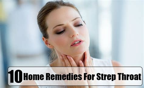 10 home remedies for strep throat health care a to z