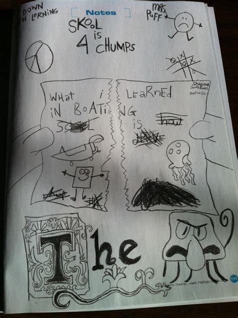 Spongebob Boating Essay by Spongebob References D By Fosterfan101 On Deviantart