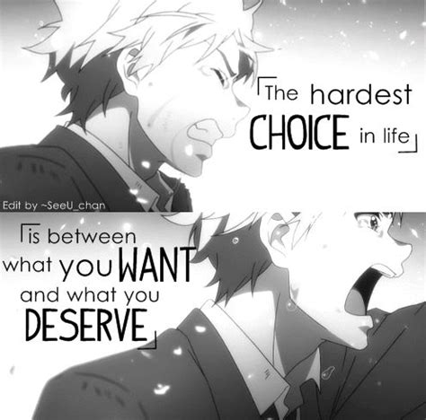 sad anime subtitles anime kyoukai no kanata anime quotes pinterest