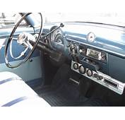 Image Gallery 1954 Ford Dash