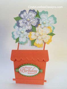 Flower Pot Pocket Card Template by Flower Pot Cards On Flower Pots Pocket Cards