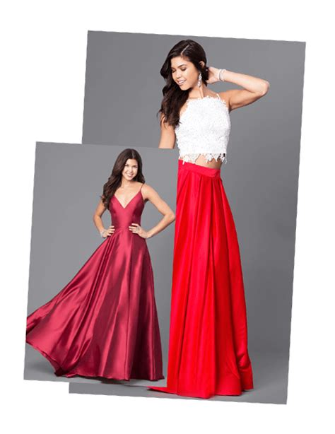 design dress name brand name prom dresses and evening gowns promgirl