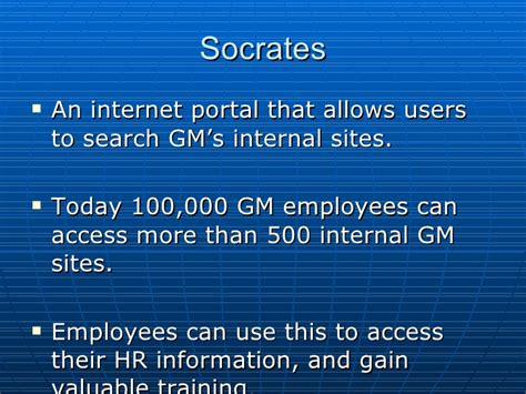 gm socrates help desk general motors socrates impremedia