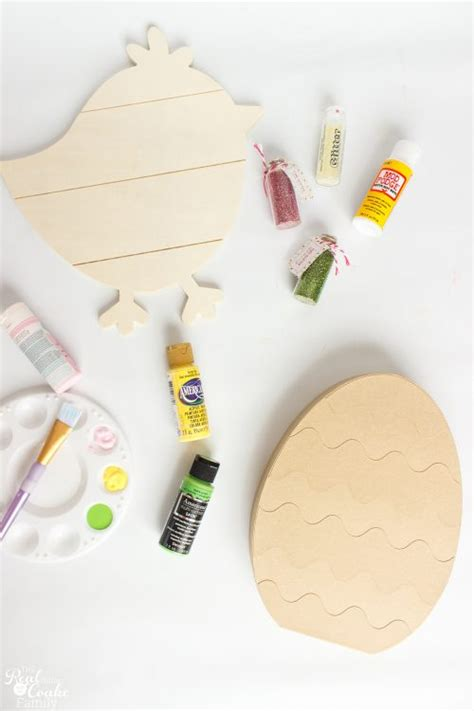 corlorful and easy diy easter decorations for the home