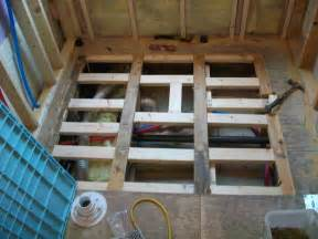 akw curbless tile shower tiling contractor talk