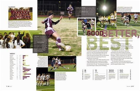 yearbook layout ideas for sports bhs yearbook