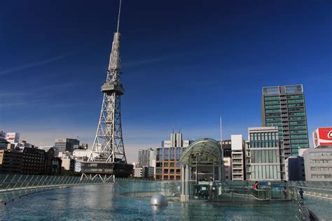 Tv Nagoya file nagoya tv tower from oasis 21 s2 jpg wikimedia commons