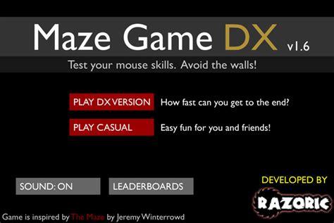 scary maze dx scary maze