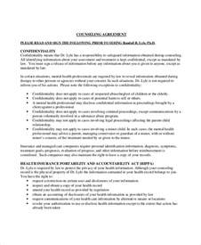 client service agreement template client confidentiality agreement 9 free word excel