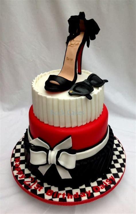 high heel shoe birthday cake louboutine shoe cake cakes cheesecakes cookies