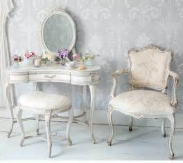 shabby chic table ls for bedroom delphine french shabby chic dressing table white