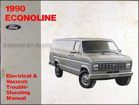 buy car manuals 1993 ford econoline e350 navigation system 1990 ford e 250 photos informations articles bestcarmag com
