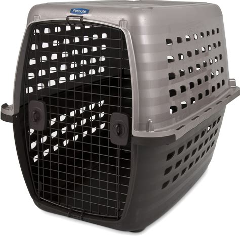 large plastic kennel petmate navigator plastic kennel x large chewy