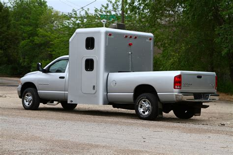 Up Sleeper by 2004 Dodge Ram 2500 4x Diesel Ict Sleeper Length