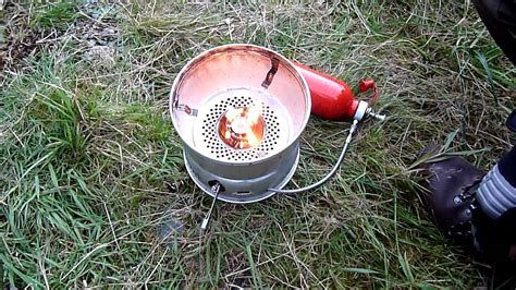 Multi Fuel Burner Trangia trangia multi fuel burner explanation demonstration