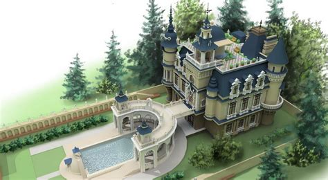 home design games online castle home conceptual design out of town castle antica