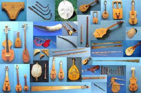 imagenes de instrumentos musicales medievales instruments de musique du moyen age