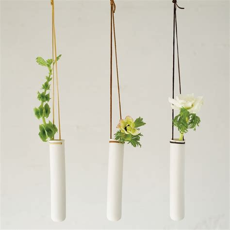 hanging test vase set of 3