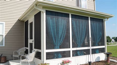 How To Replace Screen On Porch re screening the porch white lace cottage