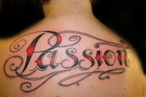passion tattoos designs ideas central