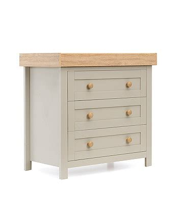 Mothercare Changing Table Dressers Drawers Changing Table From Mothercare