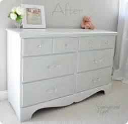 How To Paint A Dresser craftionary