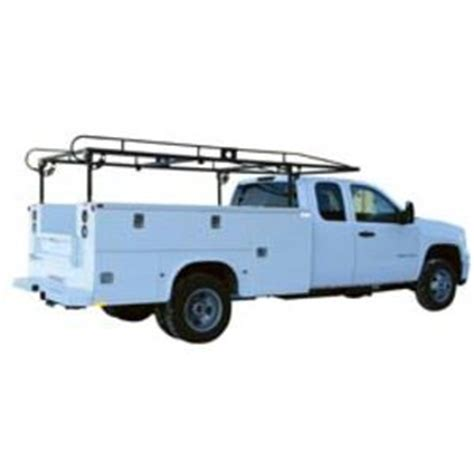 buyers 1501200 utility ladder rack carrier