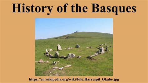 the historiography of the history of the basques youtube