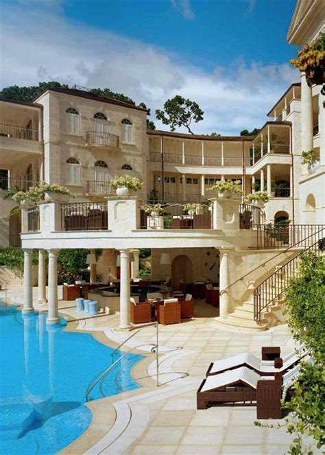 inside the lavish barbados home of rihanna