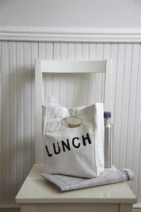 Cotton Lunch Bag organic cotton lunch bag 187 gadget flow