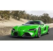 Toyota FT 1 Concept  Colored Cars