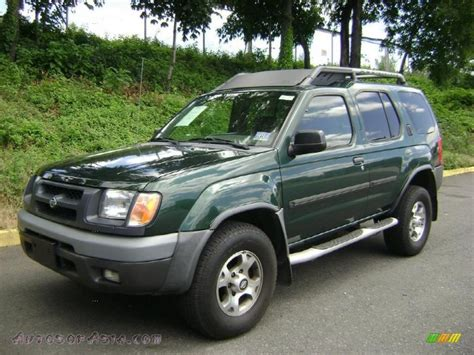 how to work on cars 2001 nissan xterra electronic valve timing 2001 nissan xterra se v6 in alpine green metallic 598914 autos of asia japanese and korean