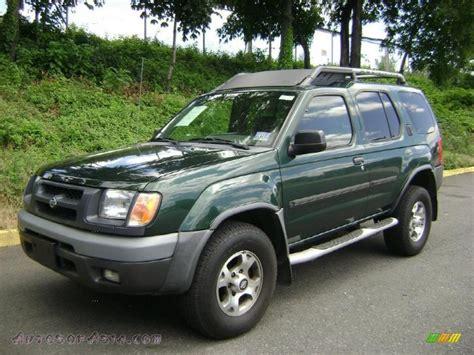 how petrol cars work 2001 nissan xterra transmission control 2001 nissan xterra se v6 in alpine green metallic 598914 autos of asia japanese and korean