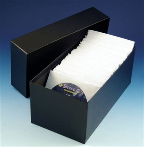 cd storage container data cd storage box with 100 sleeves