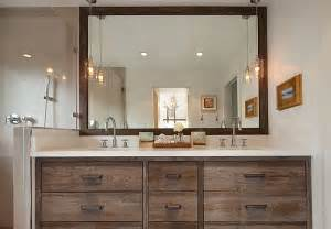 decor bathroom cabinets old bungalow in california gets contemporary makeover keeps rustic