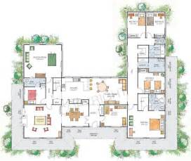 h shaped floor plan h shaped house floor plans