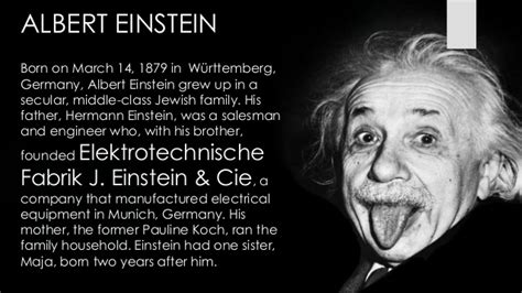biography of einstein albert einstein biography