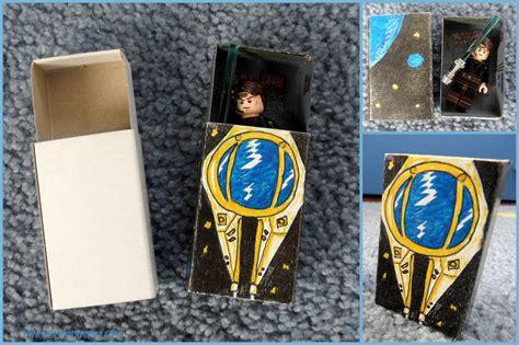 tutorial omino lego una scatoletta diventa un astronave per omini lego