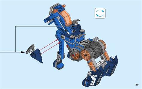 Lego 70312 Lances Mecha lego lance s mecha 70312 nexo knights