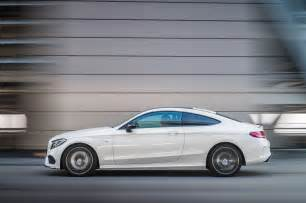 Mercedes C43 362hp 2017 Mercedes Amg C43 Coupe Unveiled