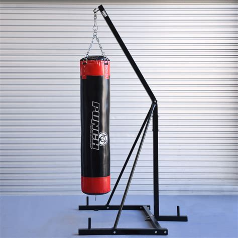 boxing bag 5 foot home punching bag punch