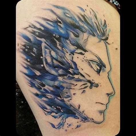 howl tattoo 1000 ideas about thigh on