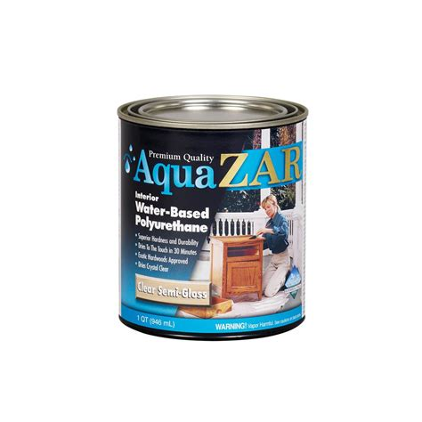 1 gal clear satin water based polyurethane for floors rust oleum parks 1 gal clear satin water based