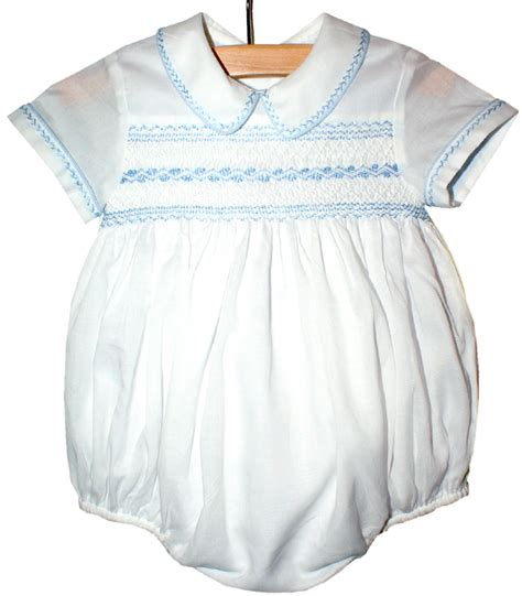 smocked carousel clothing clothes baby infant toddler